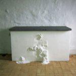 kunst stenhugger billedhugger bronzeskulptur granit marmor kunstnere galleri modeller billedhuggeri glas bronze udsmykning sandsten fuglebade gårdsten slotte restaurering